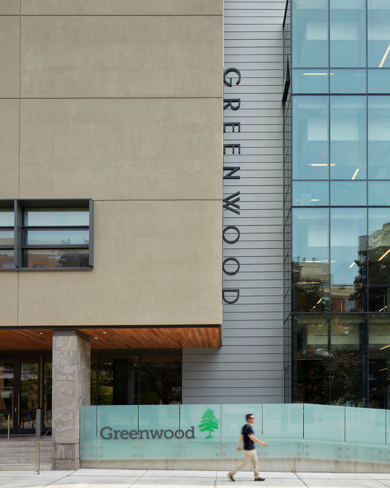 Newsroom - Press release - The Greenwood College School Expansion - Montgomery Sisam Architects Inc.