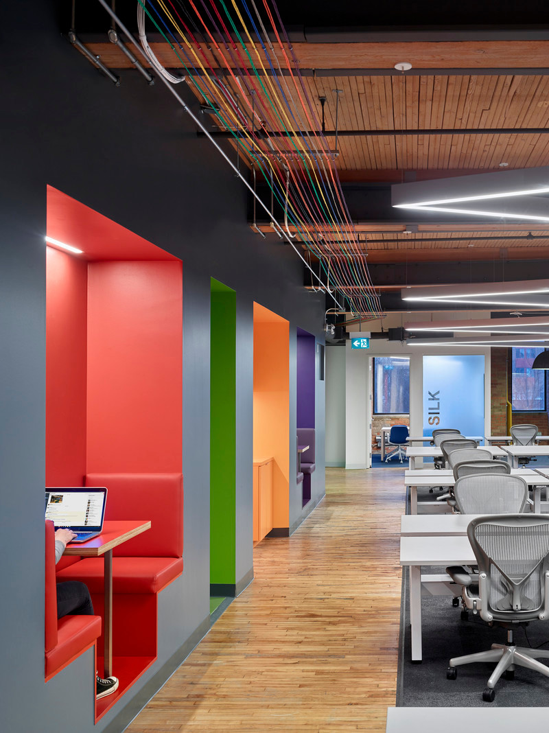 Newsroom - Press release - Slack Toronto Office - Dubbeldam Architecture + Design
