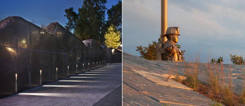 Press kit - Press release - The Canadian Firefighters Memorial opens in Ottawa - PLANT Architect Inc.