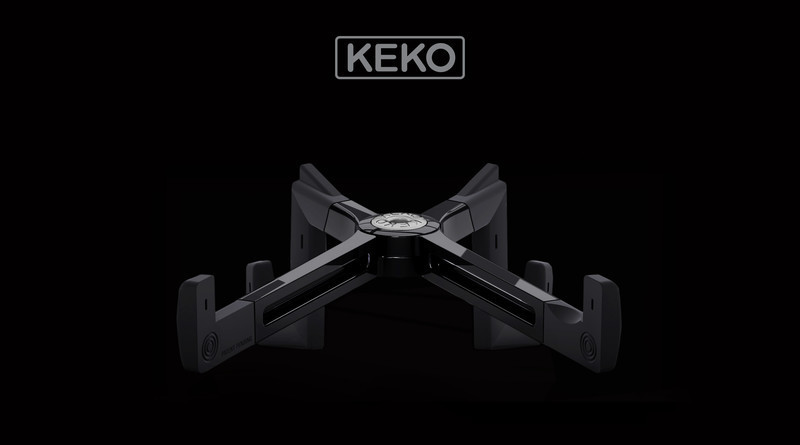 Newsroom - Press release - The Keko Tablet Stand: A New Design with a New Approach to Ergonomics - X2 PRODUCTS EDITION