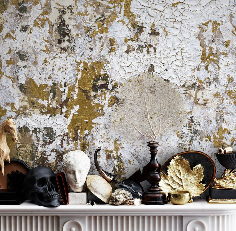 Newsroom - Press release - FEATHR and Kiki Slaughter Collaborate on New Wallpaper Collection - FEATHR