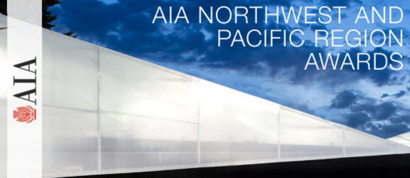 Press kit - Press release - AIA Northwest and Pacific Region Awards 16 projects for design excellence - The American Institute of Architects (AIA)