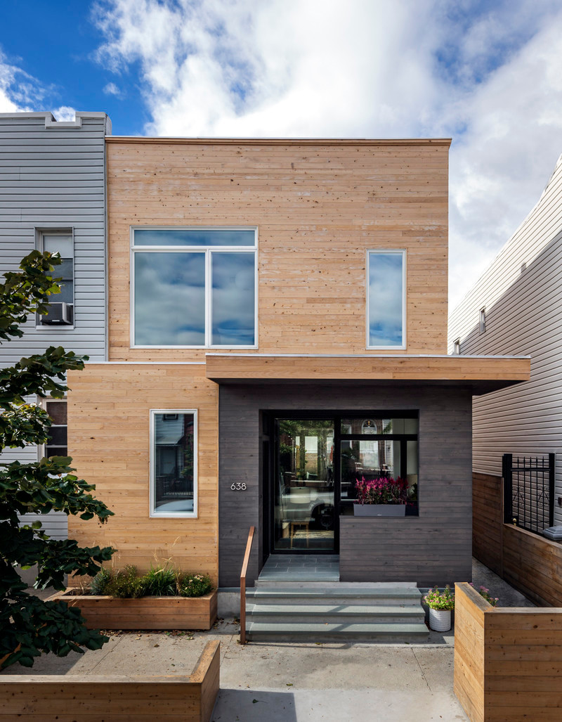 Dossier de presse - Communiqué de presse - 20th Street House - BFDO Architects