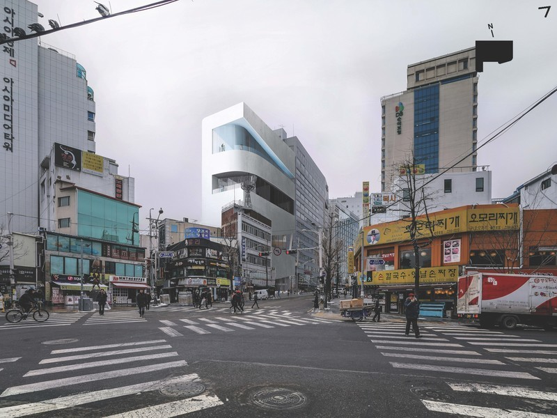 "Newsroom - Press release - The City of Seoul Finally Released the Sketch of the Seoul Cinematheque (tentative name), the ""Dream of Chungmuro"" - Seoul Metropolitan Government"