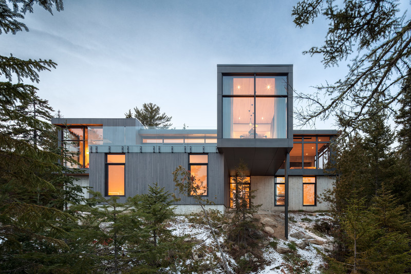 Newsroom - Press release - Long Horizontals - Thellend Fortin Architectes