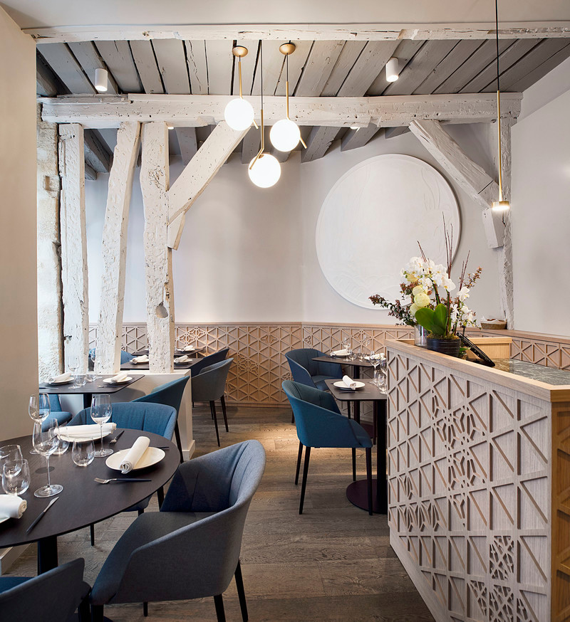 Newsroom - Press release - YoshinoriRestaurant - Alia Bengana + Atelier BEPG