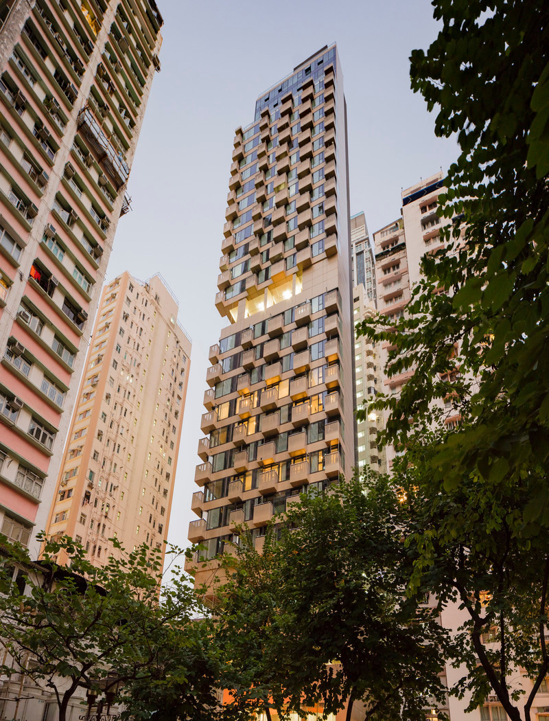 Newsroom - Press release - Make Completes High Rise Luxury Residential Tower in Wan Chai - Make Architects