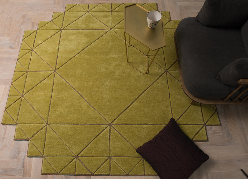 Newsroom - Press release - Edge Area Rug and Morpheus Convertible Rug Tile Win A'Design Award 2018 - Ingrid Külper Design AB