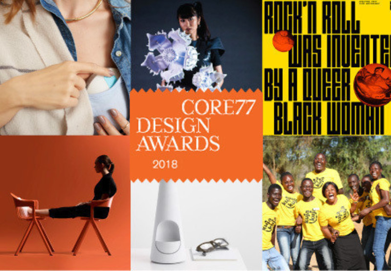 Dossier de presse - Communiqué de presse - Core77 Design Awards Announce Their 2018 Honorees - Core77 Design Awards
