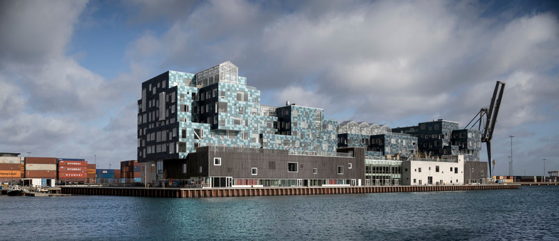 Newsroom - Press release - CIS – Copenhagen International School Nordhavn - C.F. Møller Architects