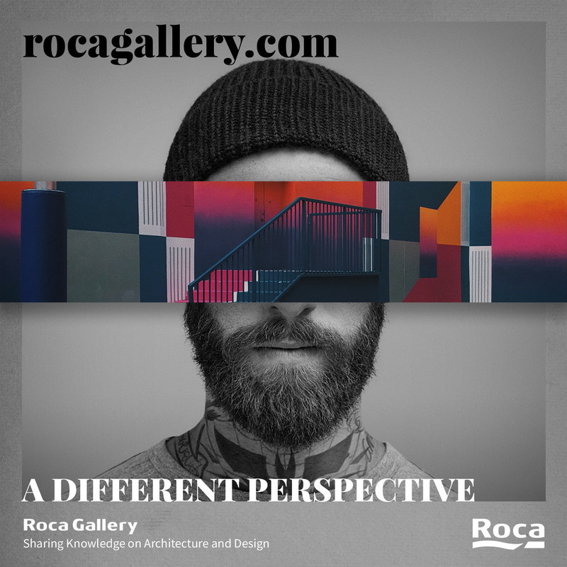 Press kit - Press release - A New Web Platform on Architecture and Design Launched - www.rocagallery.com