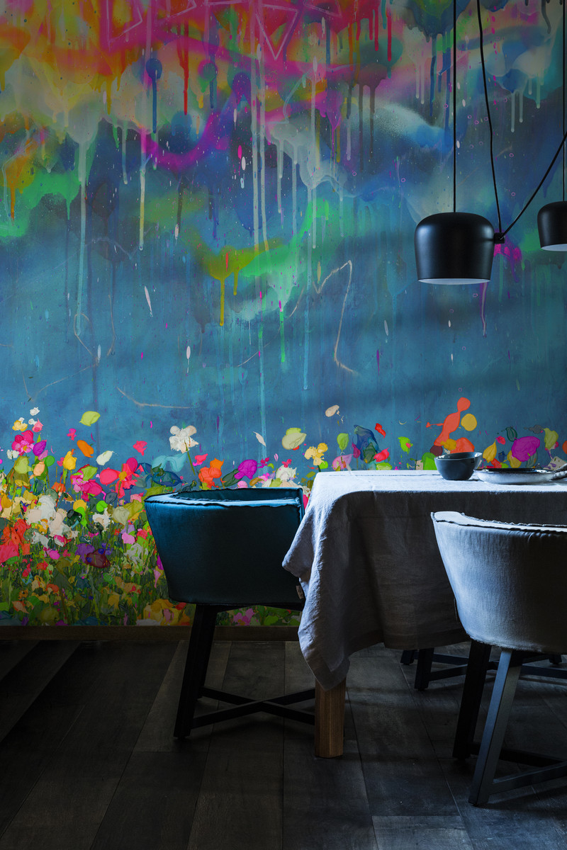 Newsroom - Press release - FEATHR & Artist Lee Herring Collaborate On New Wallpaper Collection - FEATHR