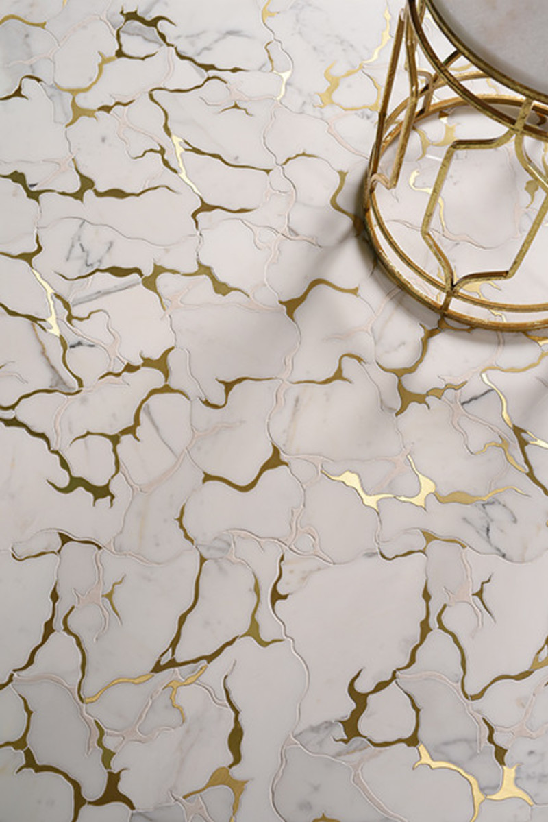 Newsroom - Press release - Launch of the French Quarter Collection - Mosaïque Surface