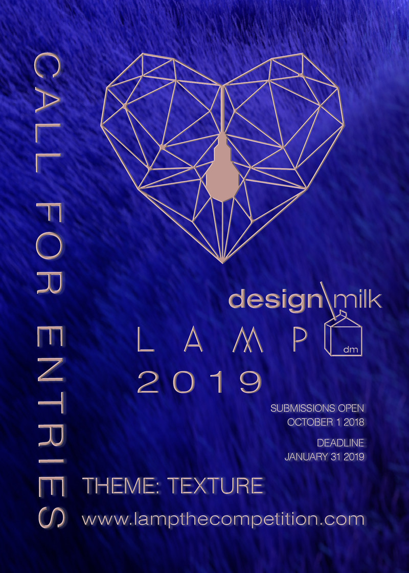 Newsroom - Press release - Call for Entries: L A M P's 2019 international lighting design competition opens October 1, 2018 - L A M P (Lighting Architecture Movement Project)