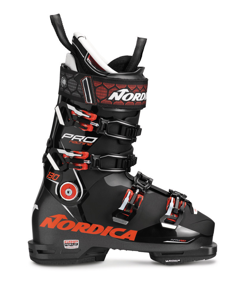Press kit - Press release - La famille de bottes machine de Nordica révolutionne une fois de plus l'industrie du ski - Nordica
