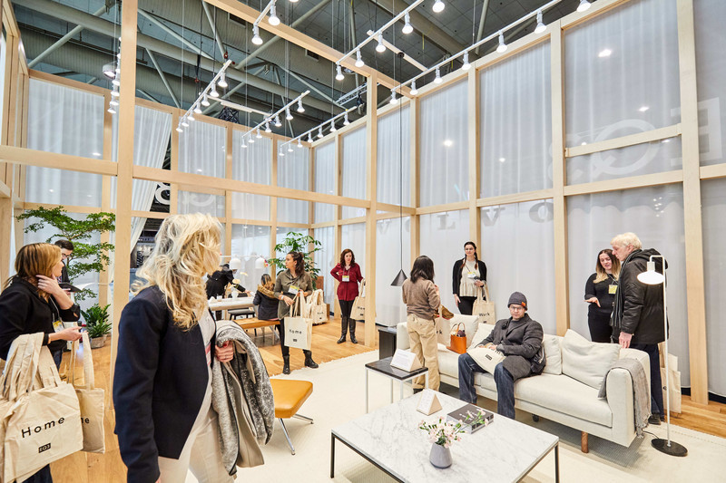 Newsroom - Press release - 2019 Interior Design Show Expands with Redesigned Show Floor and New Trade-Only Exhibition - Interior Design Show (IDS)