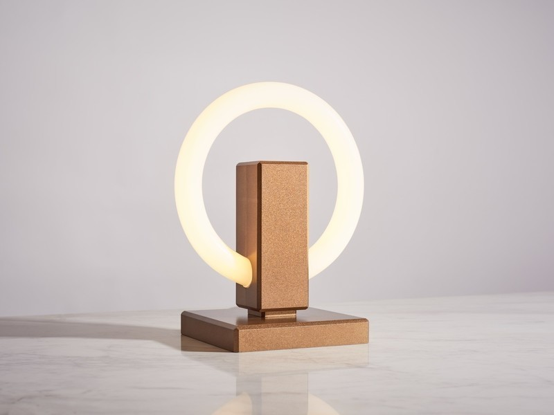 Press kit - Press release - Karice, Award Winning Designer Unveils its Latest Luminaire - Olah Table Lamp - Karice Enterprises Ltd.