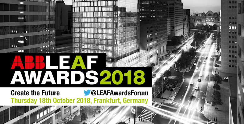 Newsroom - Press release - ABB LEAF Awards 2018 - Compelo/ABB