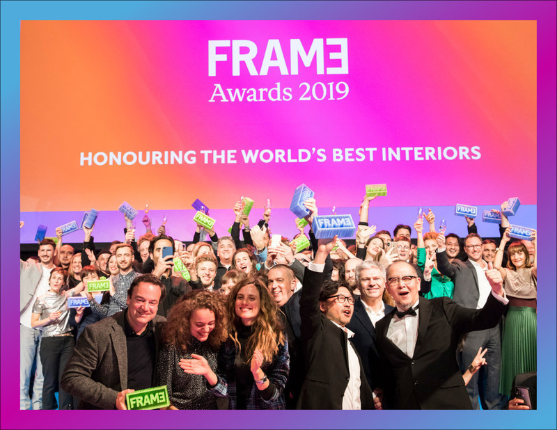 Press kit - Press release - Frame Awards 2019 Winners Announced - Frame