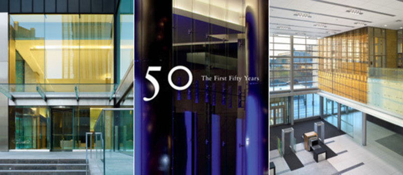 Press kit - Press release - WZMH Architects, The First Fifty Years - Celebration - WZMH Architects