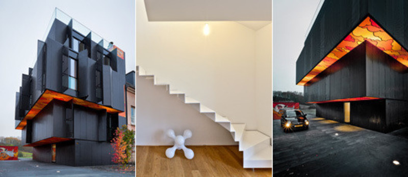 Newsroom - Press release - Appartment building in Cessange - Metaform architects