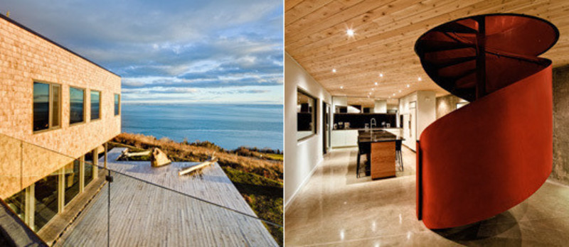 Newsroom - Press release - Malbaie VI Marée basse - MU Architecture