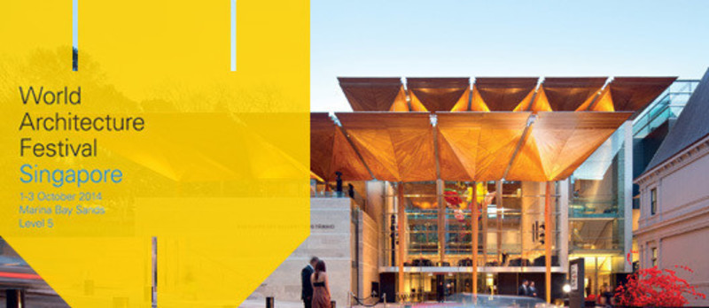 Newsroom - Press release - Entries into WAF Awards 2014 - World Architecture Festival (WAF)