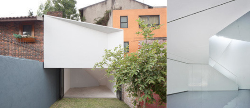 Press kit - Press release - Mini-Studio - FRENTE arquitectura