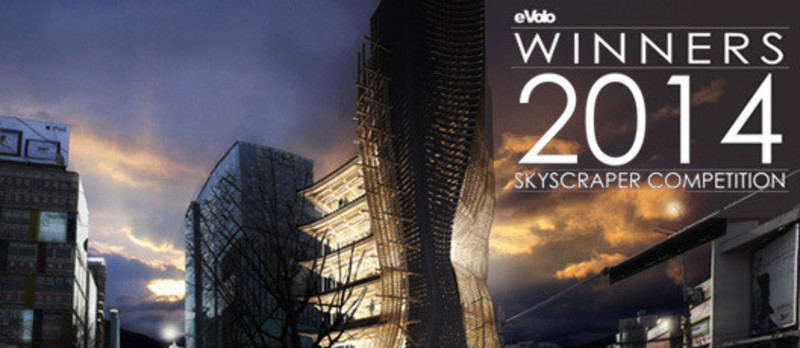Press kit - Press release - Winners 2014 eVolo Skyscraper Competition - eVolo Magazine