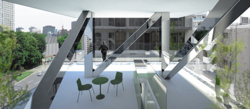 Press kit - Press release - HA tower - Frontoffice + Francois Blanciak Architect