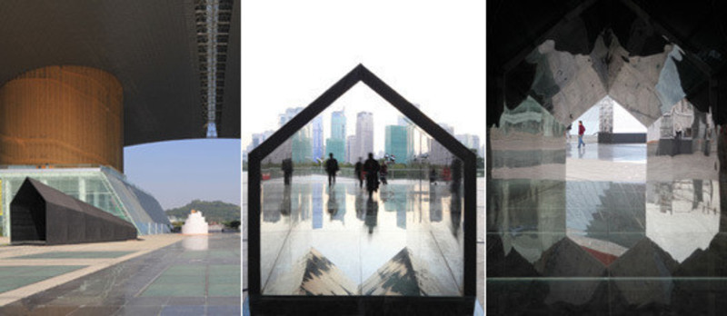 Press kit - Press release - Pavilion for 2011 Shenzhen - Hong Kong Biennale of Urbanism and Architecture - STUDIO UP