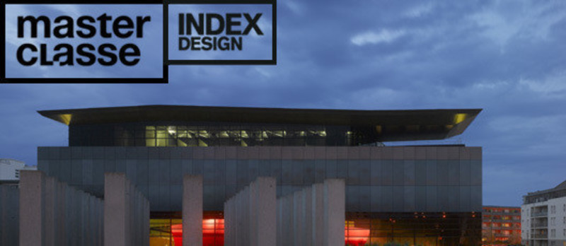 Newsroom - Press release - Odile Decq will lead the next Master Classe Index-Design - Index-Design
