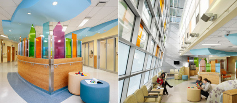 "Press kit - Press release - McMaster Children's Hospital (""MCH"") - Parkin Architects limited"