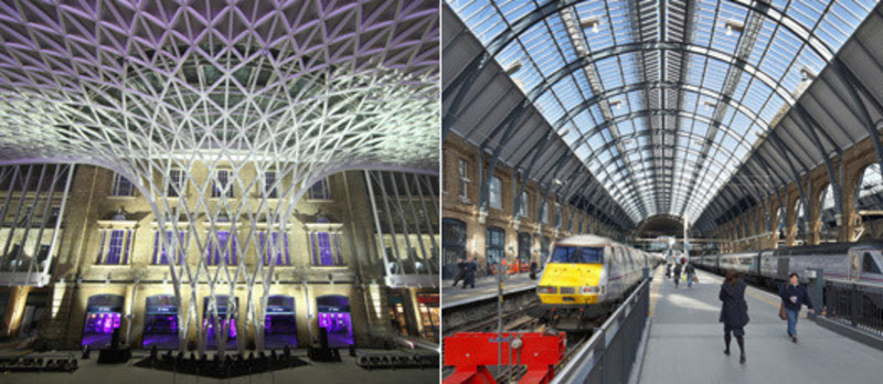 Press kit - Press release - Transforming King's Cross - John McAslan + Partners
