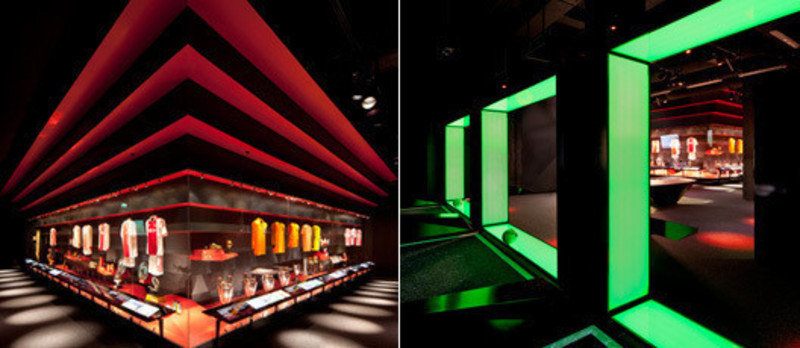 Newsroom - Press release - Lightemotion illuminates The Ajax Experience - Lightemotion
