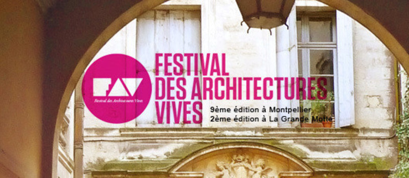 Newsroom - Press release - Festival des Architectures Vives 2014 - Association Champ Libre - Festival des Architectures Vives (FAV)