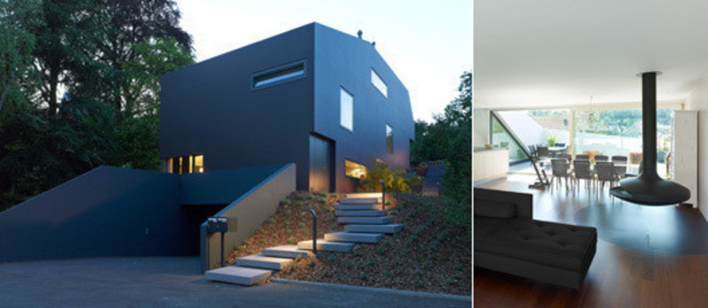 Press kit - Press release - Schuler Villa - andrea pelati architecte