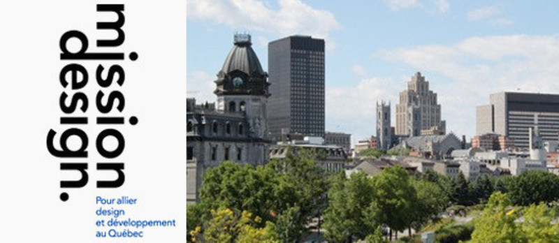 Newsroom - Press release - An essential architectural policy in Quebec - Mission Design
