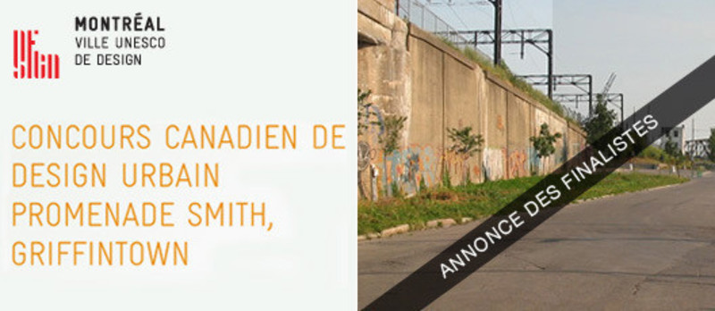 Newsroom - Press release - Ville de Montréal reveals names of finalist firms of Smith Promenade Urban Design Competition - Bureau du design - Ville de Montréal