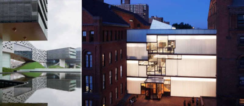 Press kit - Press release - Steven Holl, FAIA, Awarded the 2012 AIA Gold Medal - The American Institute of Architects (AIA)