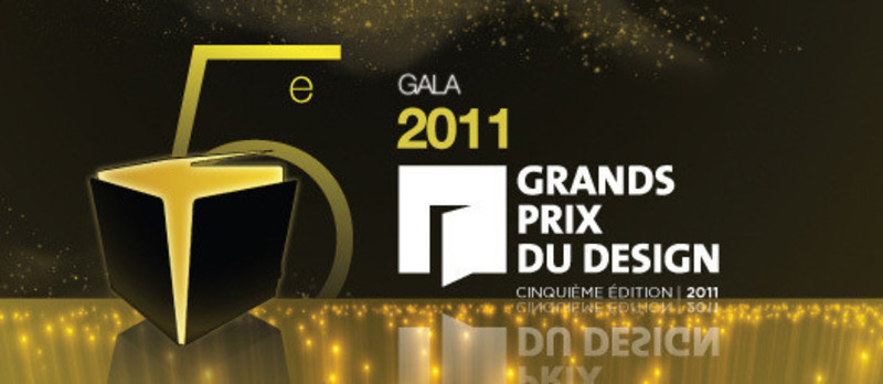 Newsroom - Press release - Evening of the 5th edition of the GRANDS PRIX DU DESIGN - Agence PID