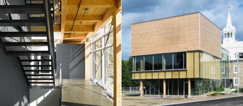 Press kit - Press release - Refurbishment and extension
