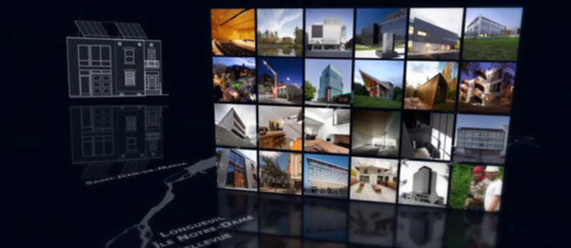 Newsroom - Press release - Videos of the laureates of the Awards of Excellence in Architecture - L'Ordre des architectes du Québec (OAQ)