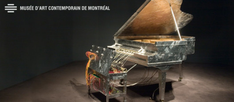 Newsroom - Press release - Déjà – The Collection on Display - Musée d'art contemporain de Montréal (MAC)