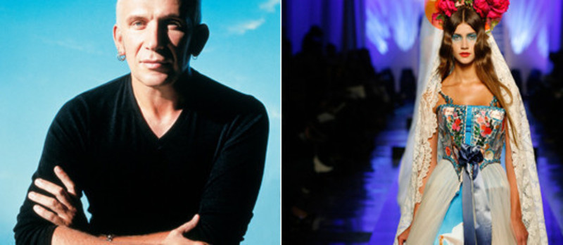Newsroom - Press release - The Fashion World of Jean Paul Gaultier: From the sidewalk to the catwalk - Montreal Museum of Fine Arts (MMFA)