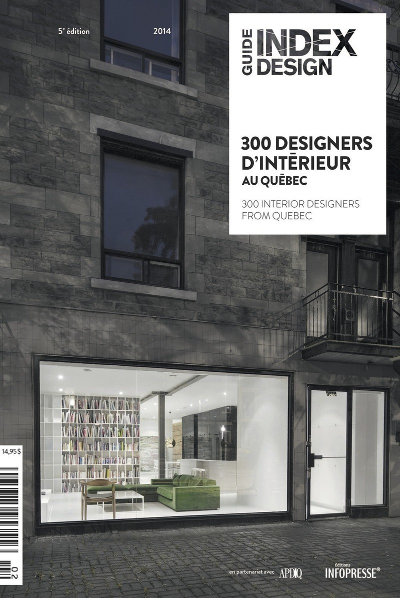 Press kit - Press release - La 5e édition du Guide 300 designers d'intérieur au Québec par Index-Design maintenant en kiosque - Index-Design
