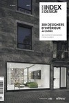 Press kit - Press release - The 5th edition of the 300 Quebec Interior Designers Guide by Index-Designnow in stand - Index-Design