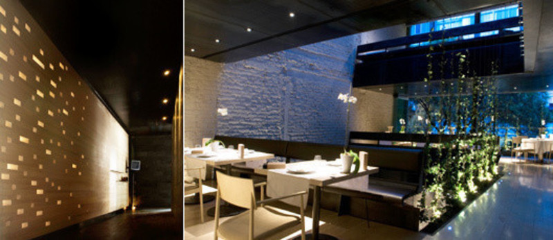 Press kit - Press release - OCA Restaurant - Entasis Architects