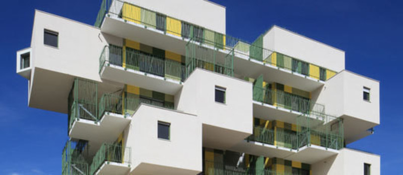 Press kit - Press release - 28 social housing units in Courbevoie - Koz architectes