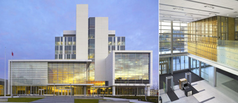 Press kit - Press release - Durham Consolidated Courthouse - WZMH Architects